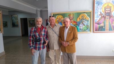 Виставка івано-франківського художника Івана Гавриліва