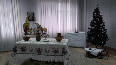 Галицькі різдвяні мотиви