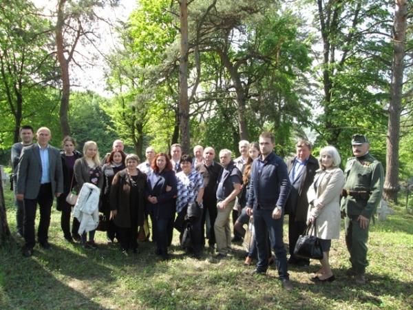 Учасники міжнародної конференції відвідали Галич